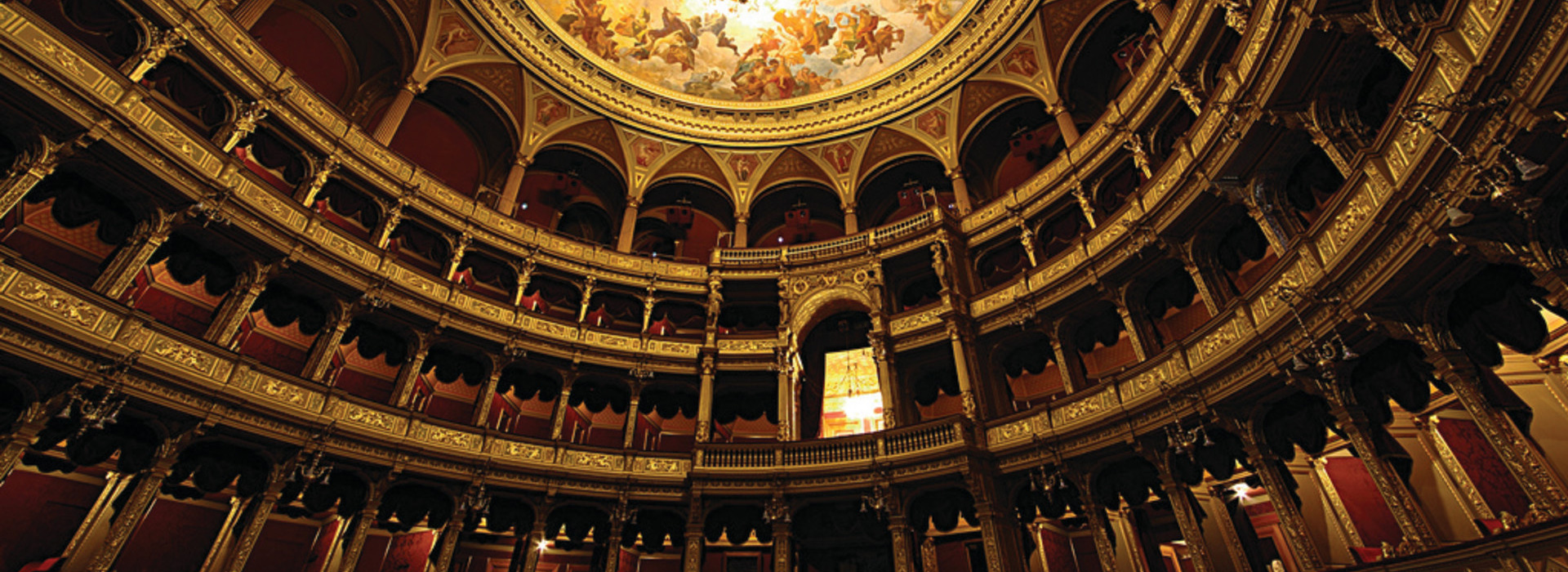 Budapest Sightseeing Tour and visiting the State Opera House